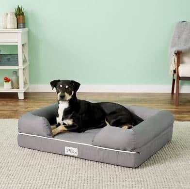 best durable dog bed for a husky